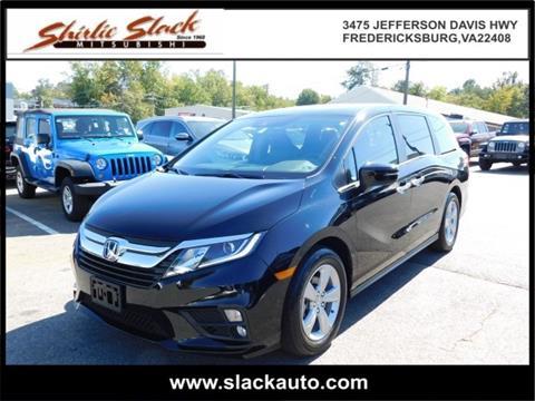 2019 Honda Odyssey for sale in Fredericksburg, VA