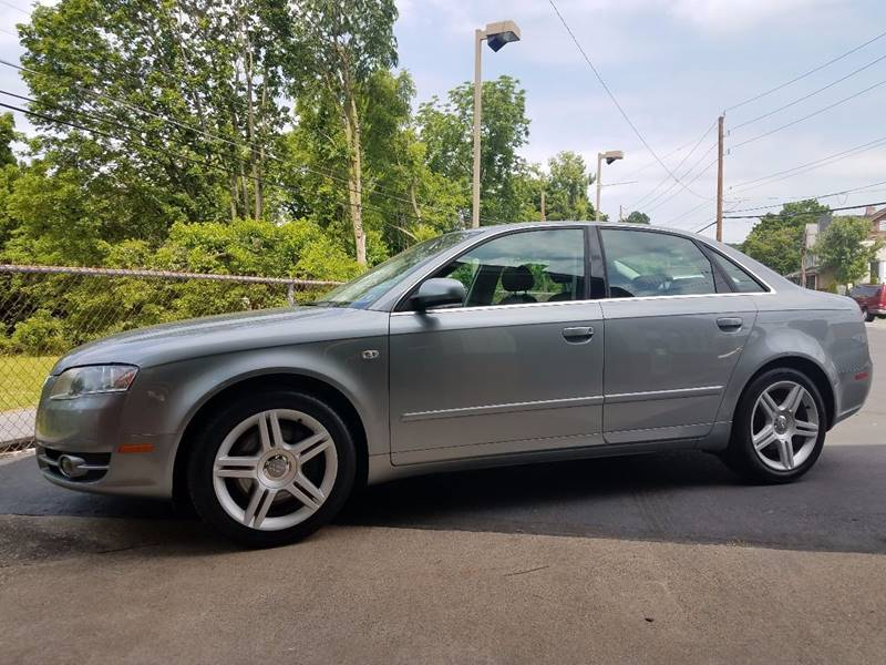 Is Audi A Foreign Car >> 2007 Audi A4 Awd 2 0t Quattro 4dr Sedan 2l I4 6a In Allentown Pa