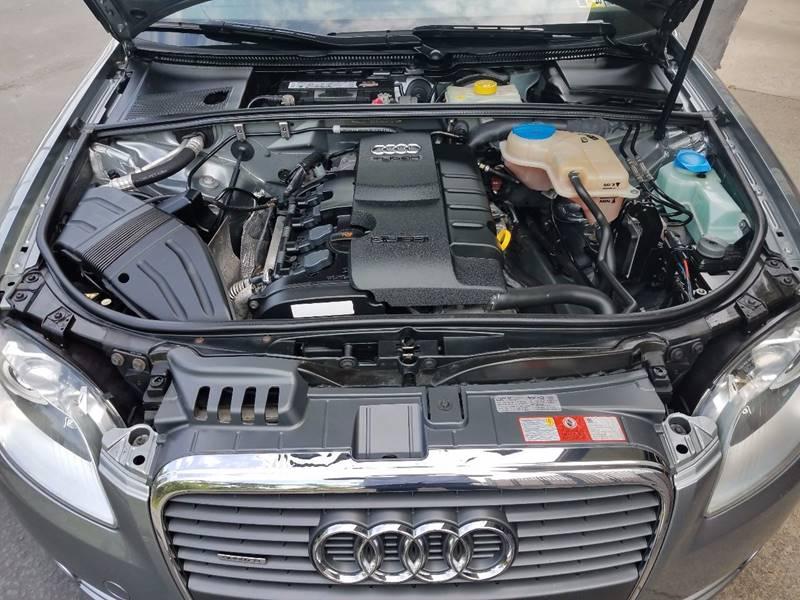 2007 Audi A4 AWD 2.0T quattro 4dr Sedan (2L I4 6A) - Allentown PA