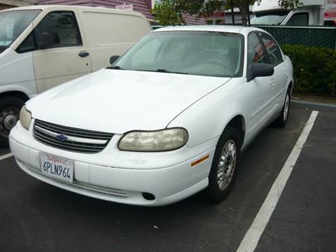 2001 Chevrolet Malibu for sale in La Mesa, CA