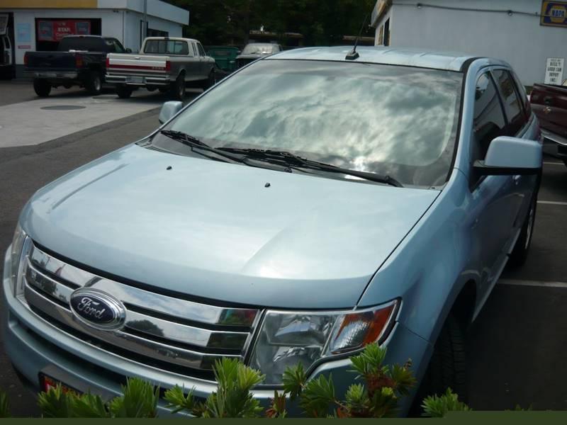 Ford Edge Sel Dr Crossover La Mesa Ca