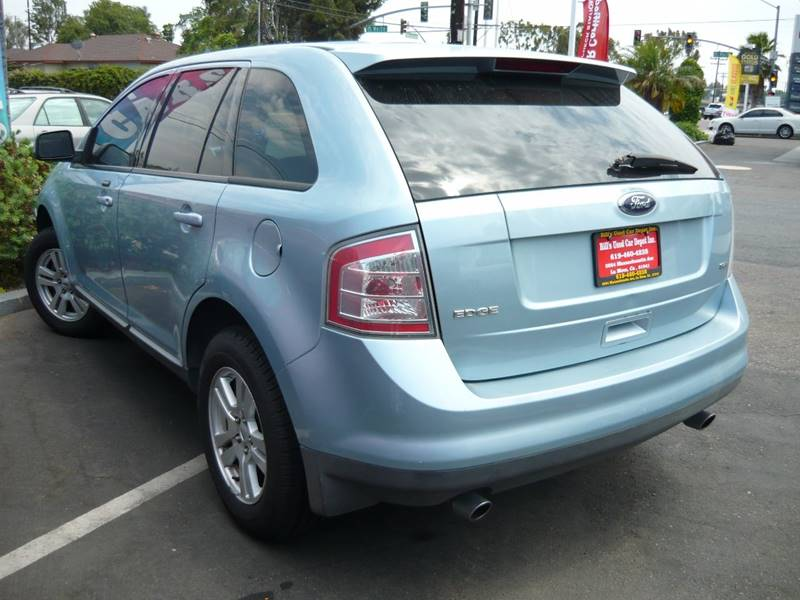 2008 Ford Edge SEL 4dr Crossover - La Mesa CA