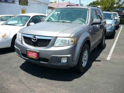 2008 Mazda Tribute Hybrid for sale in La Mesa, CA