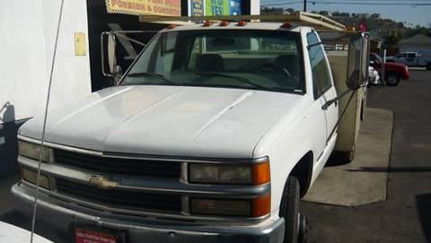 2000 Chevrolet C/K 3500 Series for sale at Bill's Used Car Depot Inc in La Mesa CA