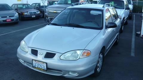 1999 Hyundai Elantra For Sale In La Mesa CA