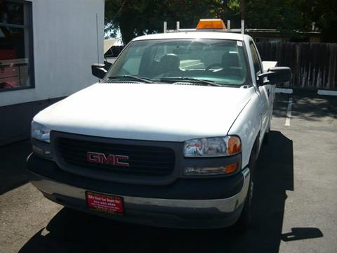 2000 GMC Sierra 2500 for sale in La Mesa, CA