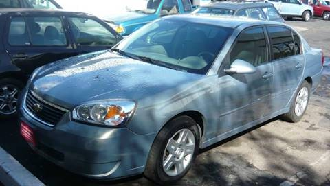 2008 Chevrolet Malibu Classic for sale at Bill's Used Car Depot Inc in La Mesa CA