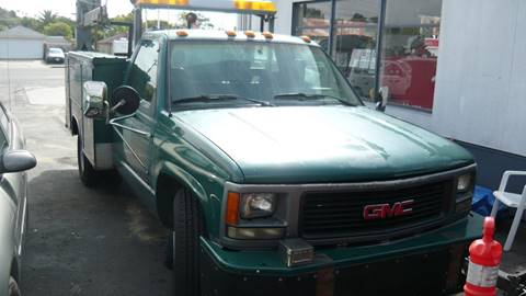 1994 GMC Sierra 3500 for sale at Bill's Used Car Depot Inc in La Mesa CA
