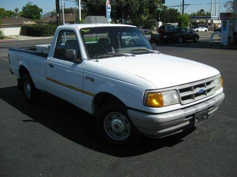 1993 Ford Ranger for sale at Bill's Used Car Depot Inc in La Mesa CA