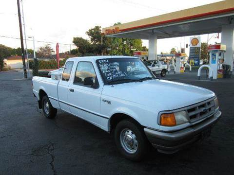 1994 Ford Ranger for sale at Bill's Used Car Depot Inc in La Mesa CA
