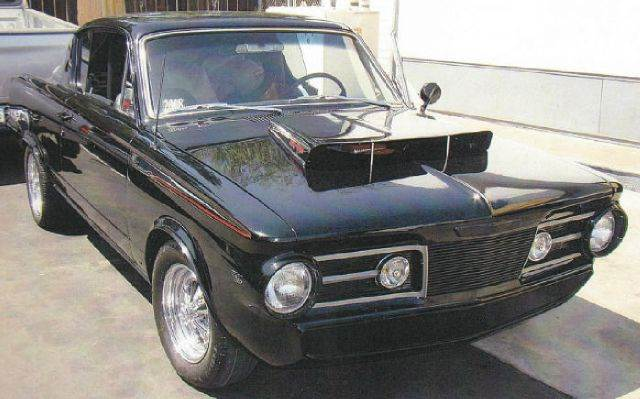 1965 Plymouth Barracuda for sale at Bill's Used Car Depot Inc in La Mesa CA