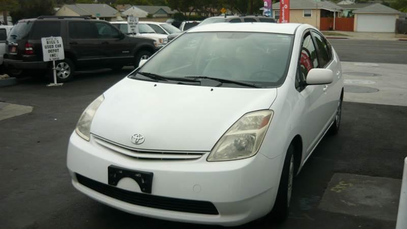 2004 Toyota Prius for sale at Bill's Used Car Depot Inc in La Mesa CA