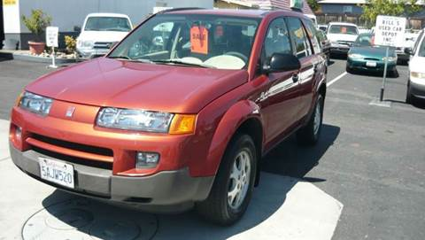 2003 Saturn Vue for sale at Bill's Used Car Depot Inc in La Mesa CA