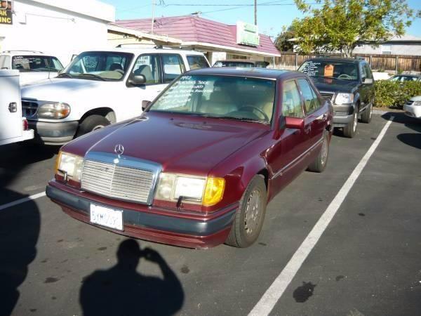 1992 Mercedes-Benz 300-Class 300E 4dr Sedan - La Mesa CA