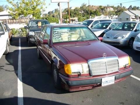 1992 Mercedes-Benz 300-Class for sale in La Mesa, CA