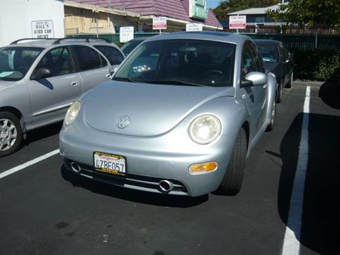 2003 Volkswagen New Beetle for sale at Bill's Used Car Depot Inc in La Mesa CA