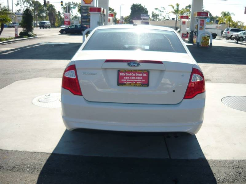 2011 Ford Fusion S 4dr Sedan - La Mesa CA
