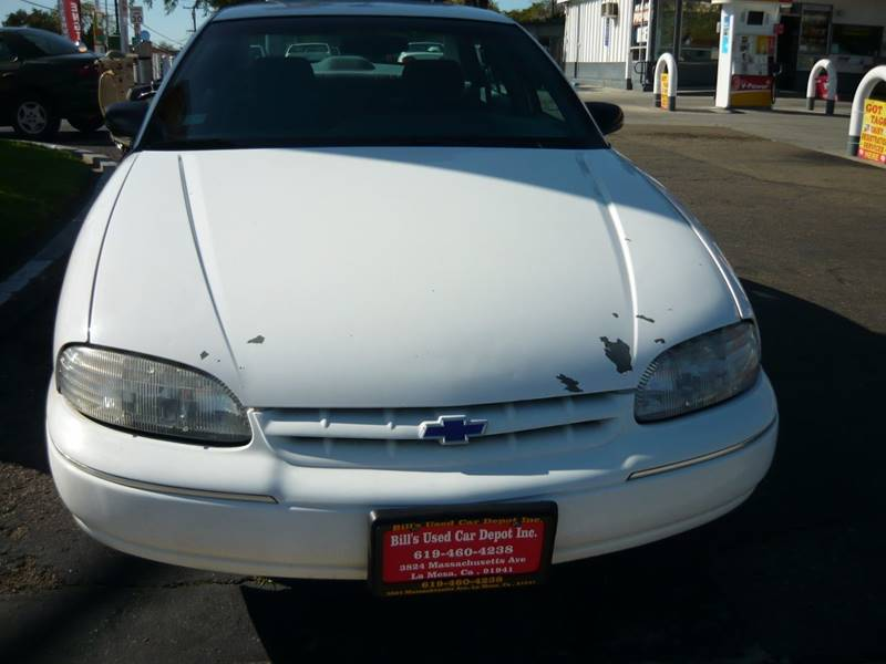 1998 Chevrolet Lumina 4dr Sedan - La Mesa CA