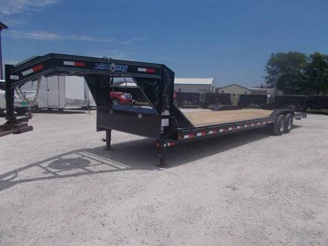 2017 Load Trail 32' Buggy Hauler Gooseneck