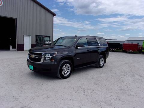 2017 Chevrolet Tahoe for sale in Arthur, IL