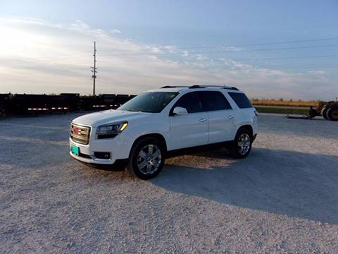 2017 GMC Acadia Limited for sale in Arthur, IL
