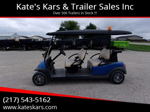 2014 Club Car Precedent for sale in Arthur, IL