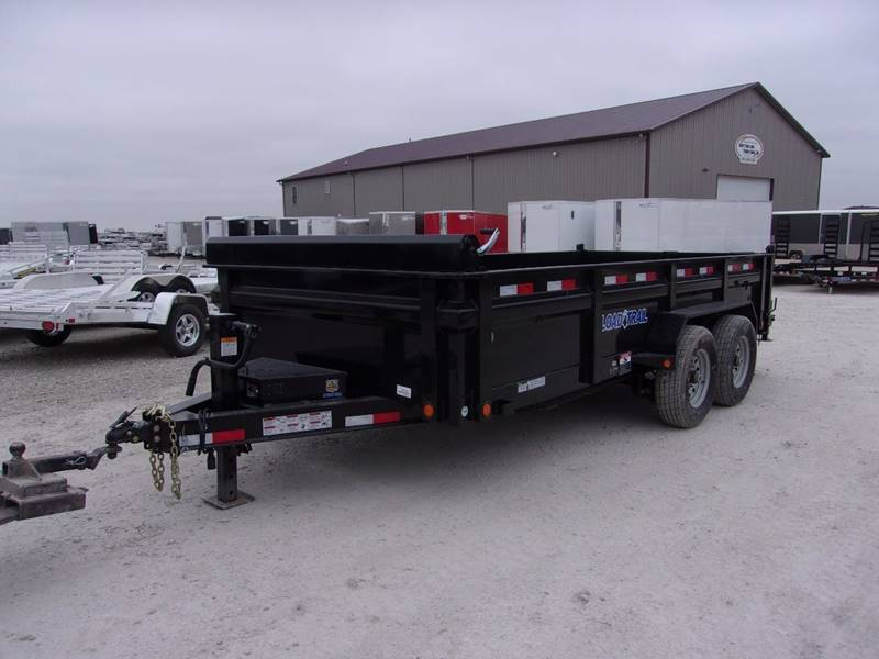 2018 Load Trail 16\' Dump Trailer In Arthur IL - Kate\'s Kars ...