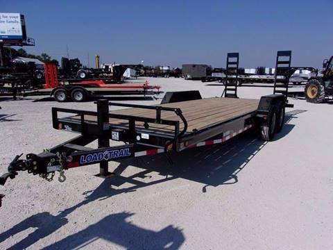 2018 Load Trail 22' Equipment Trailer