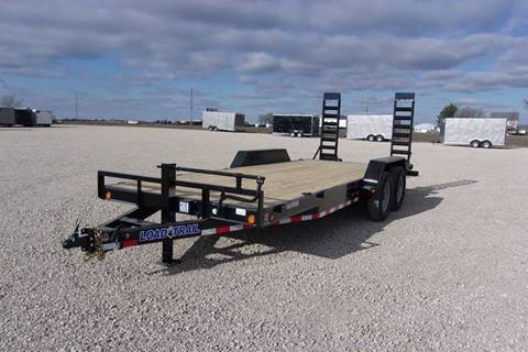 2018 Load Trail 20' Equipment Trailer