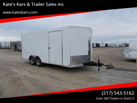 2019 Cross 8.5X18 Enclosed Trailer for sale in Arthur, IL