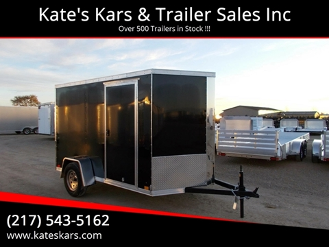 2019 Cross 6X10 Enclosed Trailer for sale in Arthur, IL
