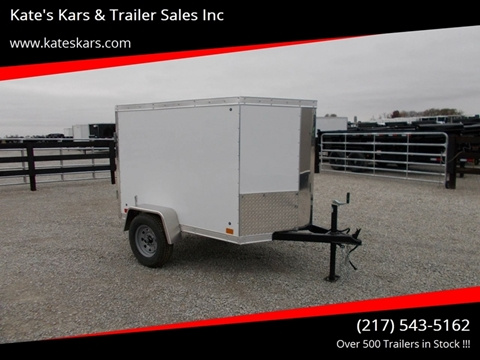 4x6 Enclosed Trailer >> Cross For Sale In Enfield Ct Carsforsale Com