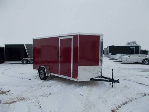 2019 Cross 6X12 Enclosed Trailer for sale in Arthur, IL