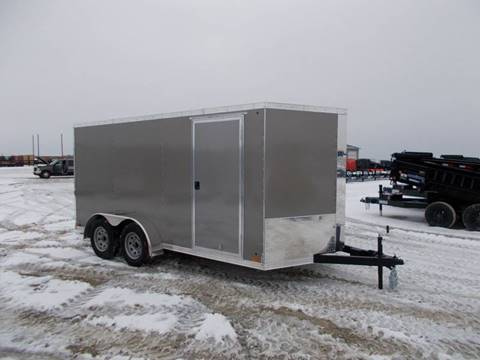 2019 Cross 7X14 Enclosed Trailer for sale in Arthur, IL