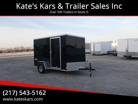 2019 Pace 6X10 Enclosed Trailer for sale in Aurthur, IL