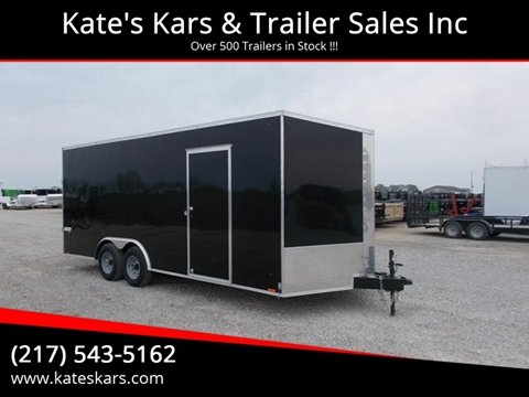 2020 Pace 8.5X20 Enclosed Cargo Trailer for sale in Arthur, IL