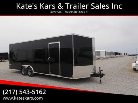 2020 Pace 8.5X24 Enclosed Trailer for sale in Arthur, IL