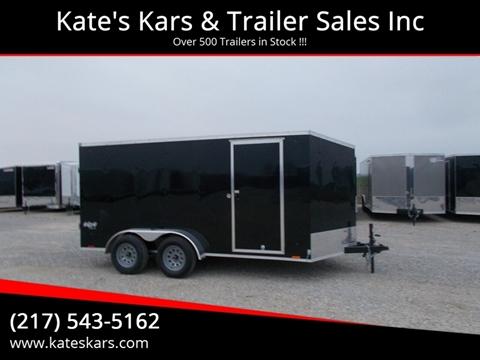 2020 Pace 7X14 Enclosed Trailer for sale in Arthur, IL
