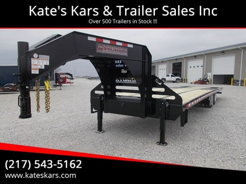 2019 Midsota 36' Gooseneck Trailer for sale in Arthur, IL