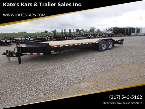 2019 Midsota 24' Equipment Trailer for sale in Arthur, IL