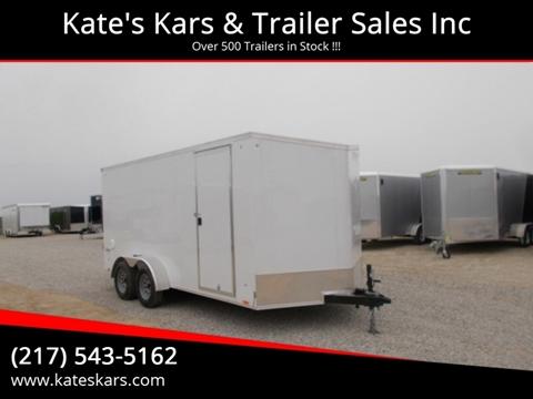 2020 Pace 7X16 Enclosed Trailer for sale in Arthur, IL