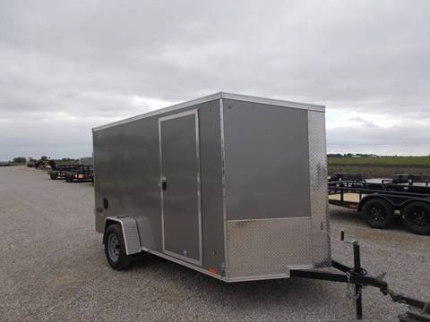 2020 Pace 6X12 Enclosed Trailer for sale in Arthur, IL
