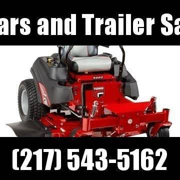 2019 Ferris Lawn Mower 400S 48 Inch for sale in Arthur, IL