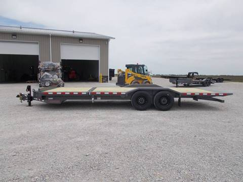 2019 Midsota 24' Tilt Equipment Trailer