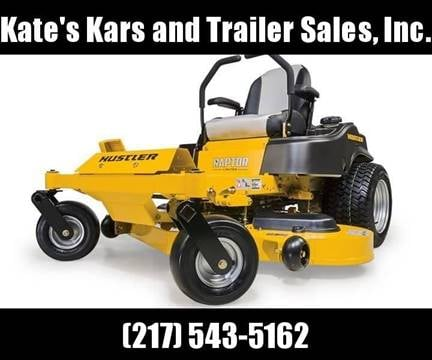 2019 Hustler Lawn Mower Raptor Limited 42 Inch for sale in Arthur, IL