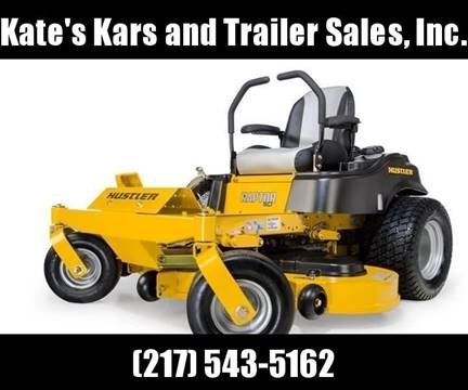 2019 Hustler Lawn Mower Raptor SD 60 Inch for sale in Arthur, IL