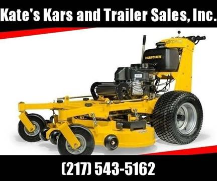 2019 Hustler Lawn Mower TrimStar Walk Behind 48 Inch for sale in Arthur, IL