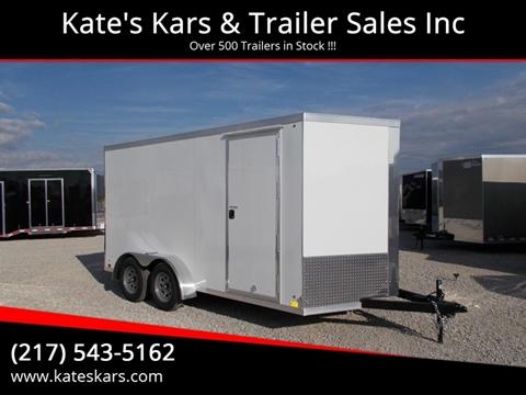 2020 Cross 7X14 Enclosed Trailer for sale in Arthur, IL
