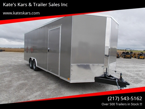 2020 Cross 8.5X24 Enclosed Trailer for sale in Arthur, IL