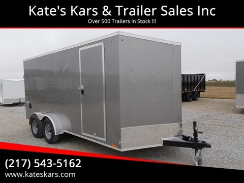2020 Pace 7X16 Enclosed Trailer for sale in Arthur, IL
